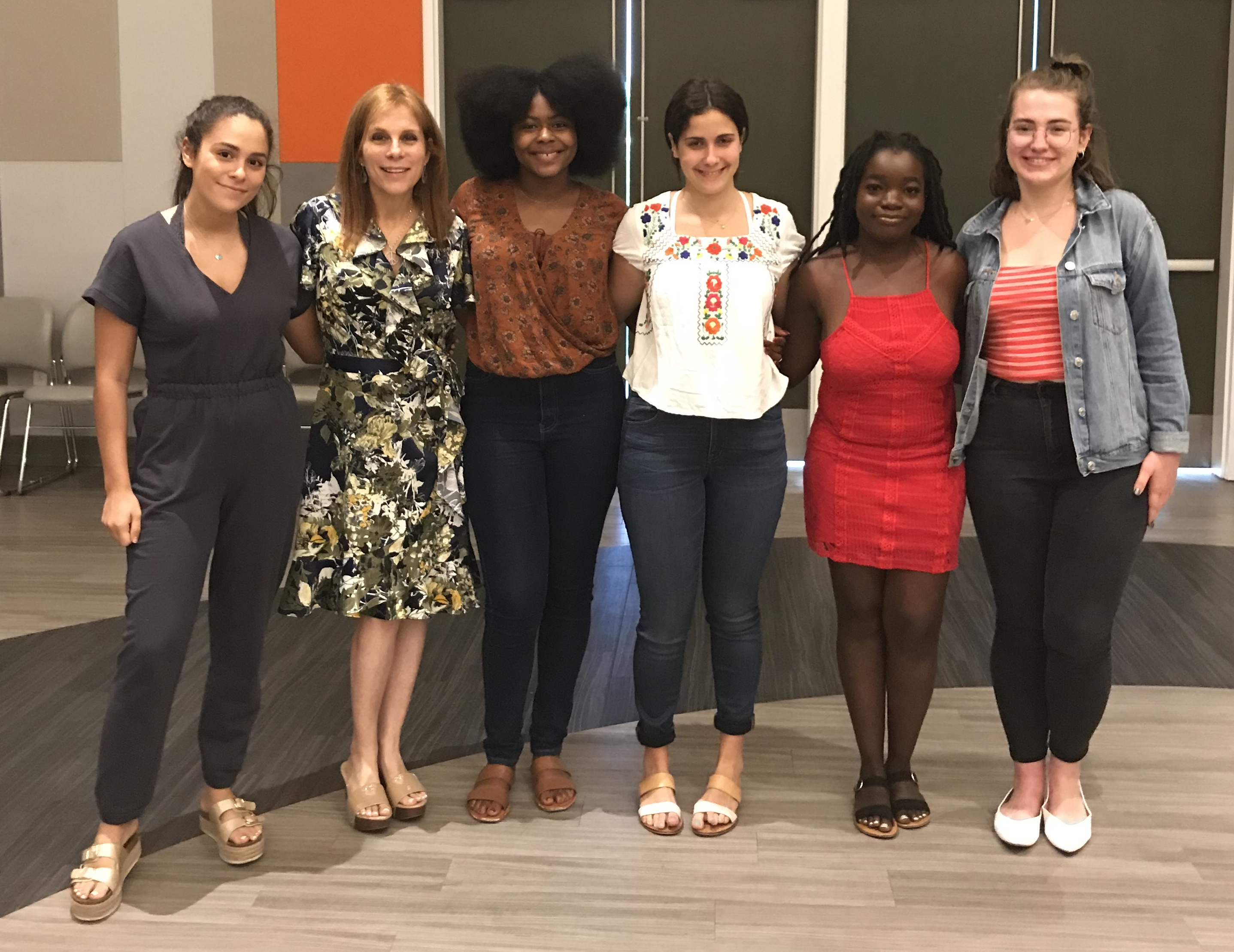2019-2020 Sociology & Criminology Club Executive Board Members